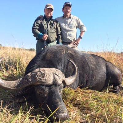 7 Days African Buffalo Hunt