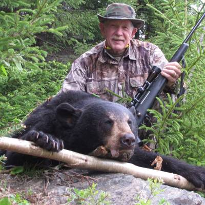Fall Bear Hunt 2020