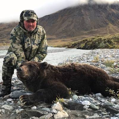 Brooks Range Grizzly Hunt