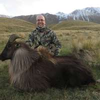 5 Day Bull Tahr hunt free range