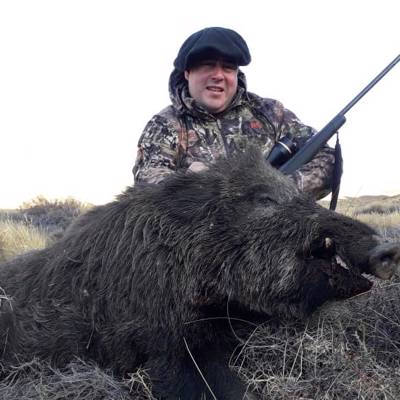 Wild Boar Hunt Package for 1 Hunter