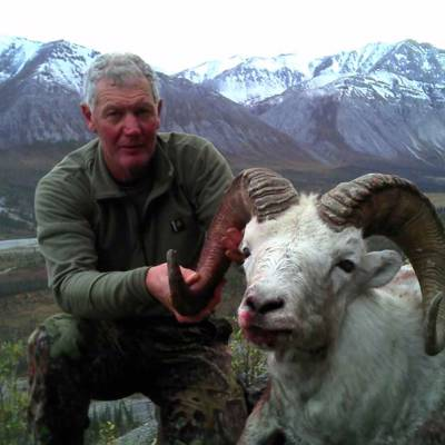 8 Day Dall Sheep Hunt