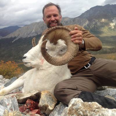 10 Day Dall Sheep Hunt