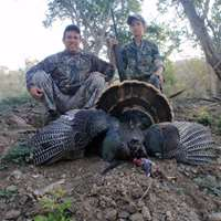 Spring Rio Grande Turkey Hunt '20