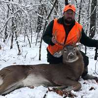 2021 Week 1 Deer Firearm
