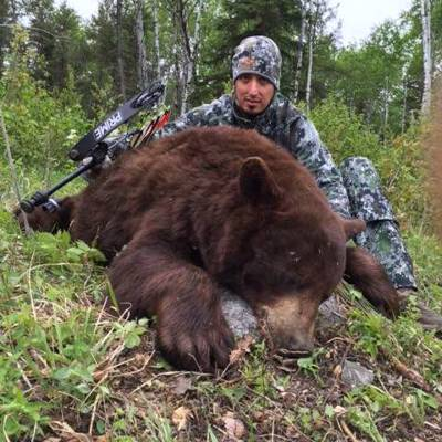 Manitoba Spring Black Bear Hunt