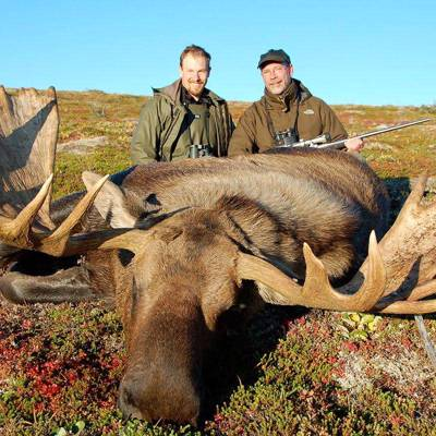 Southwest Alaska Moose Hunt 2021