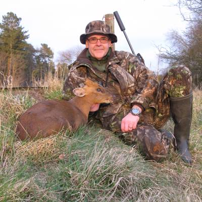Muntjac Deer Hunt 1x1