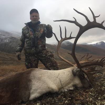 Caribou 1x1 5 day Hunt