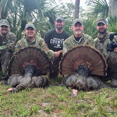 Osceola Spring Turkey Hunt 2020