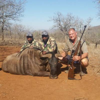 SA Rifle Trophy/Meat Hunt - Lodge