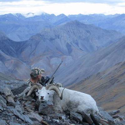 8 Day Hardcore Backpack Dall Sheep Hunt
