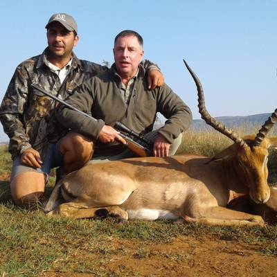SABLE,IMPALA TROPHY & DEEP SEA FISHING
