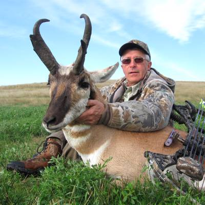Antelope Archery Hunts, 2020, EK