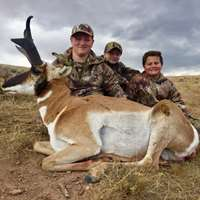 Fully Guided Private Land Antelope '21