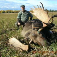 Self-guided Fixed Camp Moose Hunt