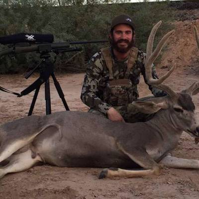 7 Day Coues/mule Deer Hunt (guide only)