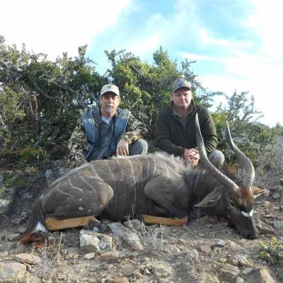 2x1: Eastern Cape Free-range Hunt