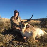 3 Day Antelope Hunt