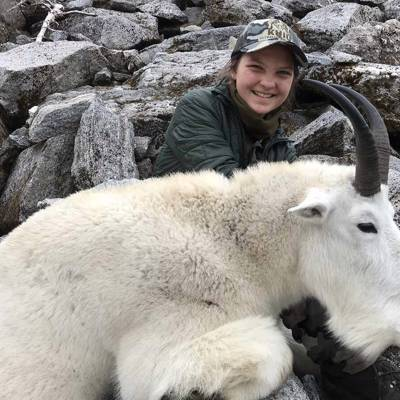 Fly In Mountain Goat Hunt