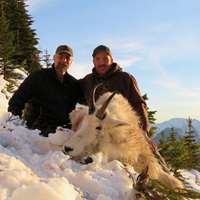 2019 Rocky Mountain Goat Hunt