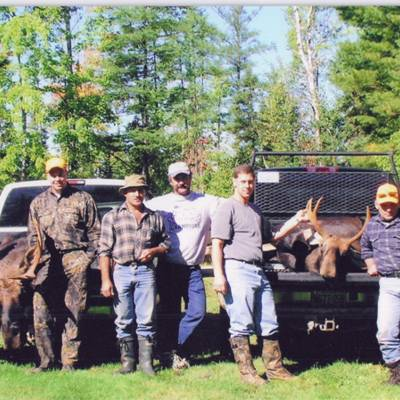 Maine Moose Hunt 6 with drawn permit