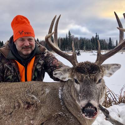 2021 Whitetail Hunt in SK!