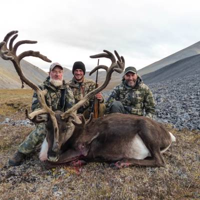 Barren Ground Caribou Hunt 1x1