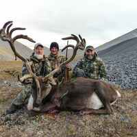 Barren Ground Caribou Hunt 1x1 '20