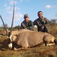 2:1 Limpopo Trophy Hunt