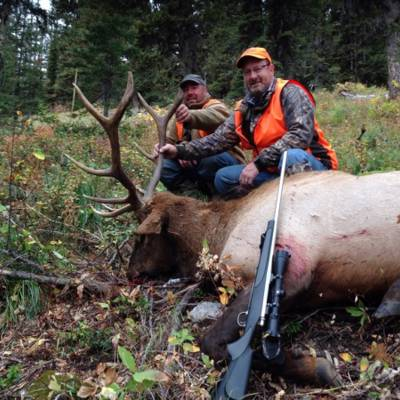 Early Season Elk / Deer / Bear Hunt