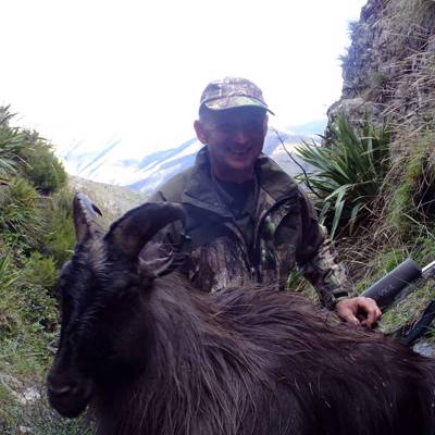 Himalayan Tahr Hunt, Private land 2x1