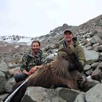 Himalayan Tahr Hunt, Private land  1x1