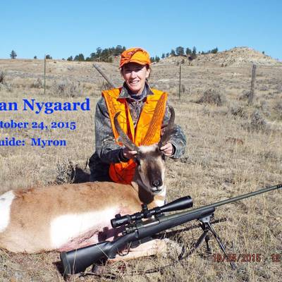 Rifle Antelope Hunt 2x1