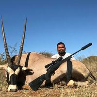 Plains Game Trophy Hunt 1 x 1