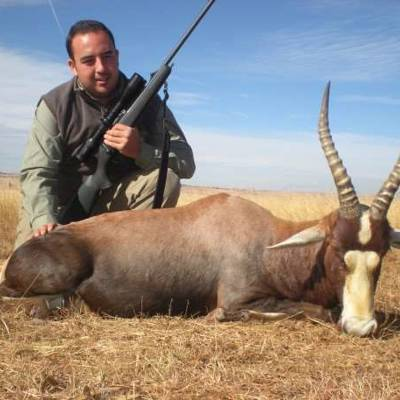 Two Days Plains Game Hunt