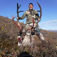 8 Day Caribou Hunt 1x1 2019
