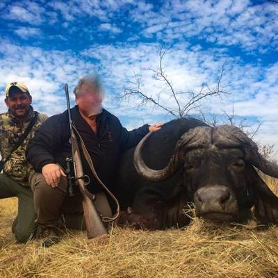 Special Buffalo Hunting Package