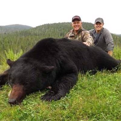 Vancuver Island Black Bear Hunt (1 bear)