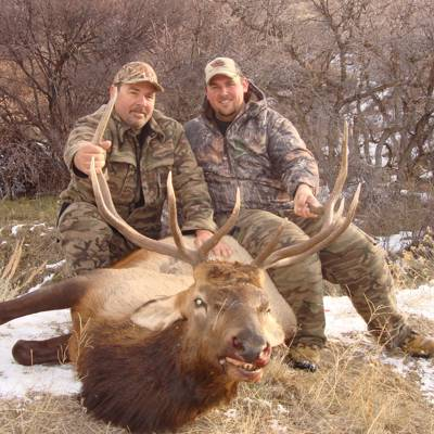 CANCELLATION COLORADO BULL ELK HUNT!