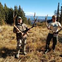 Idaho Unit 16A Elk Hunt 2x1