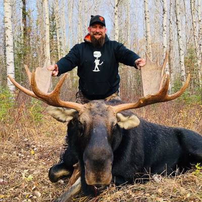 9 Day Moose/ Whitetail Combo Hunt '20