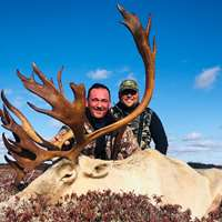 5 Day Trophy Woodland Caribou Hunt 2021