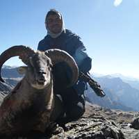 Blue Sheep & Tahr 2x2 / Fall hunt