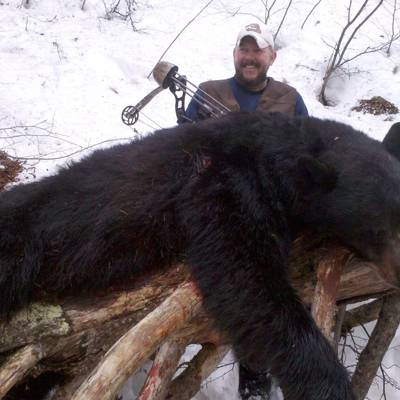 5 Day Spring Bear Hunt 1x1