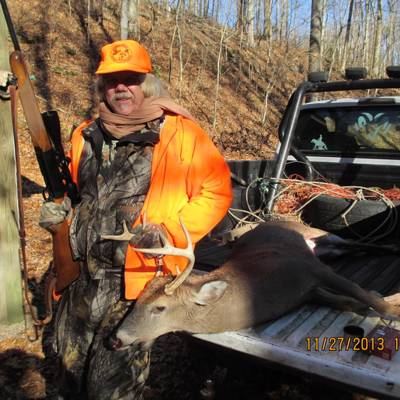 Whitetail Deer Archery Hunt 2-5 Days '21