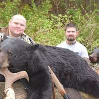 Canada Black Bear Out-Post Camp
