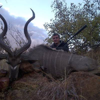 South African Plains Game Hunt 2x1