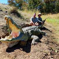 5 Day Crocodile Hunt