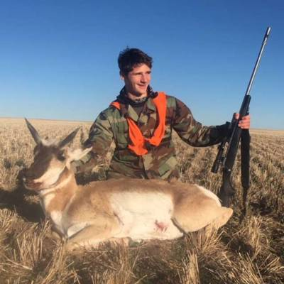 Guided Antelope Archery/Rifle Hunt 2:1